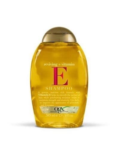 Organix Vitamin E Şampuan 385Ml Renksiz